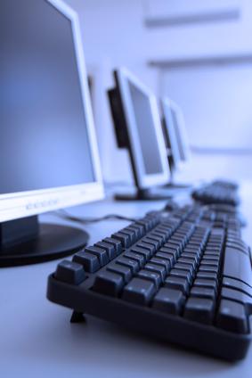 Keyboarding skills tests